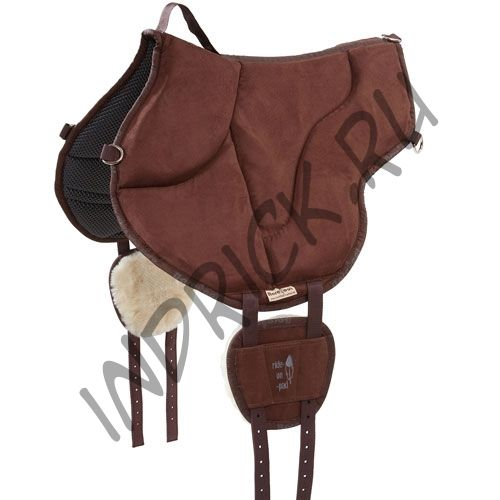 Пад Barefoot Ride-on-Pad Brown